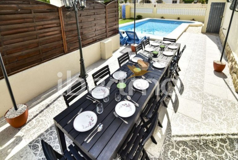 Villa   Denia para 12 personas con piscina privada p4