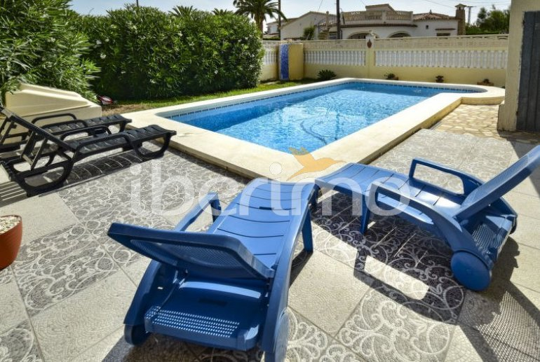 Villa   Denia para 12 personas con piscina privada p6