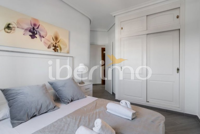 Apartamento   Benalmadena para 4 personas con piscina comunitaria p15