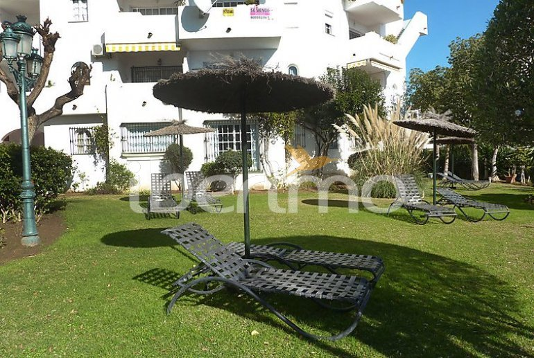 Apartamento   Benalmadena para 4 personas con piscina comunitaria p3