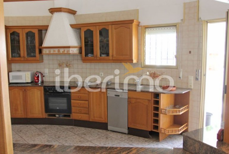Villa   L'Ampolla para 11 personas con piscina privada p16