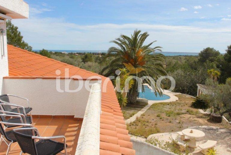 Villa   L'Ampolla para 11 personas con piscina privada p4
