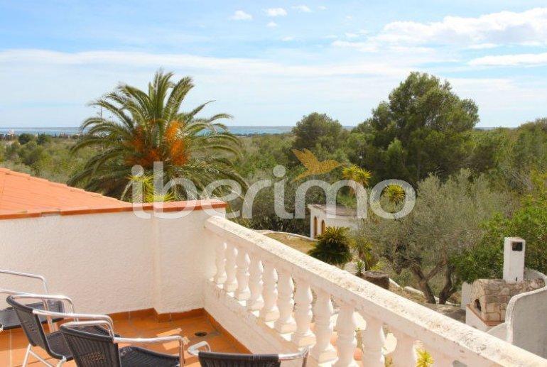 Villa   L'Ampolla para 11 personas con piscina privada p7