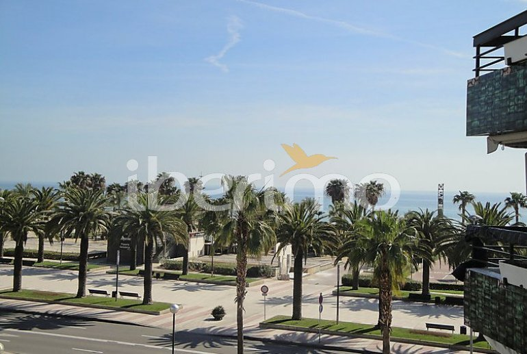 Apartamento   Salou para 4 personas con panorámicas vista mar p1