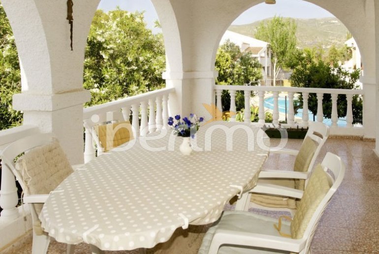 Apartamento   Peniscola para 4 personas con piscina privada p1
