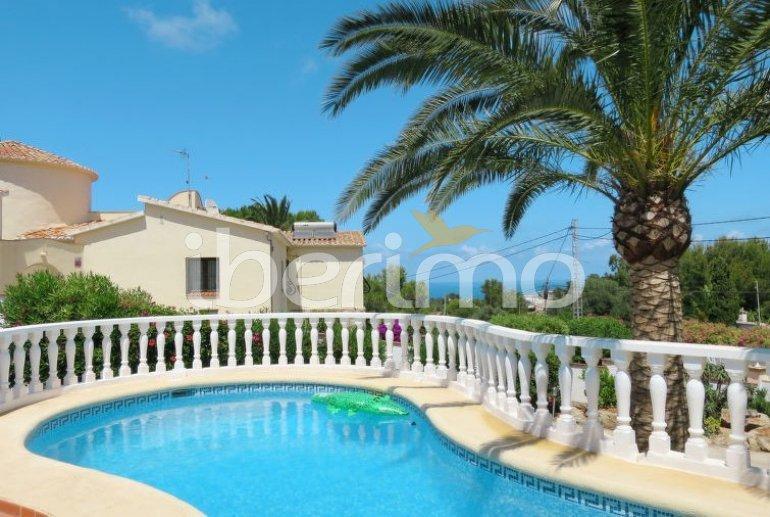 Villa   Denia para 6 personas con piscina privada p0
