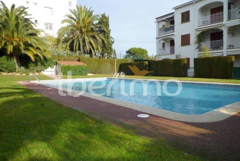 Apartamento  en l'Escala  para 6 personas con piscina comunitaria, parking y cerca del mar  p3