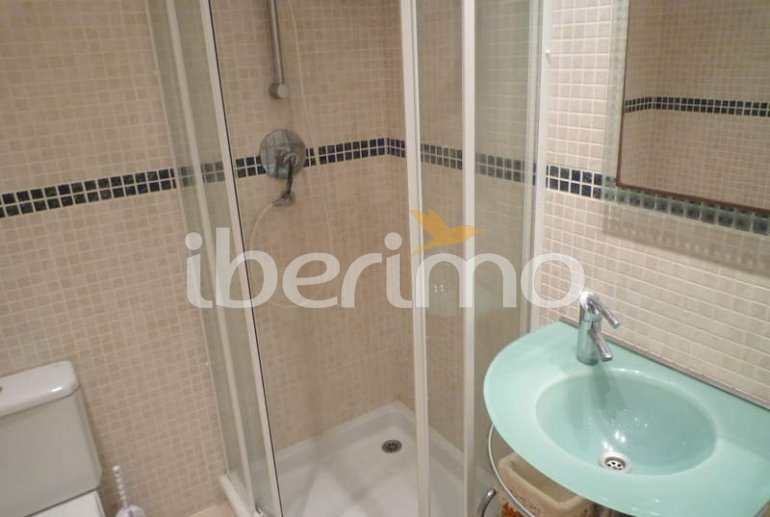 Apartamento  en l'Escala  para 6 personas con piscina comunitaria, parking y cerca del mar  p10