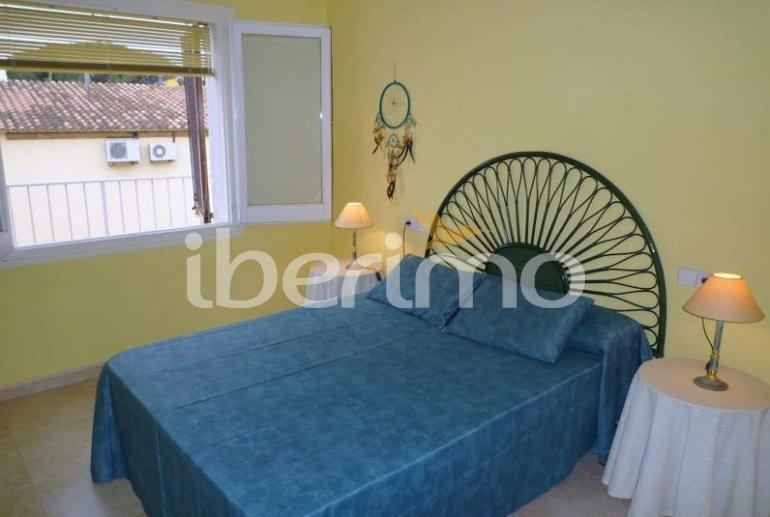 Apartamento  en l'Escala  para 6 personas con piscina comunitaria, parking y cerca del mar  p8