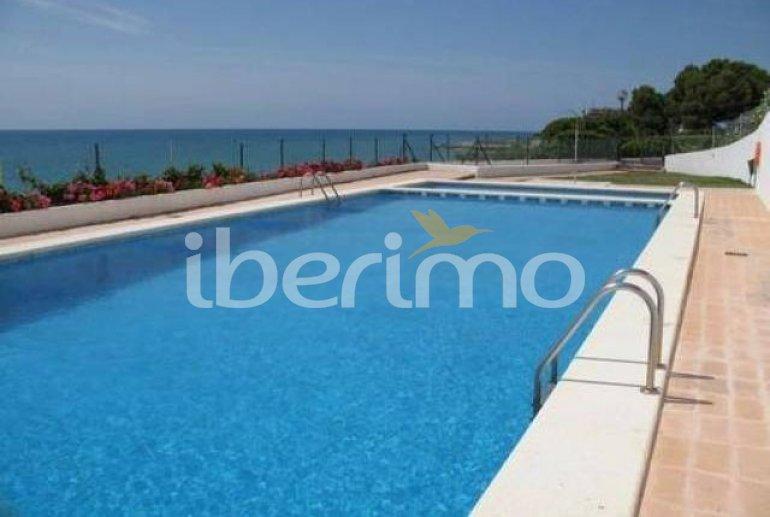 Villa  en Peniscola  para 5 personas con piscina comunitaria  p5