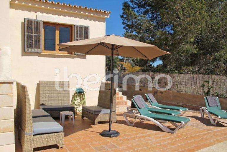 Apartamento   Cala Pí para 6 personas con piscina privada p6