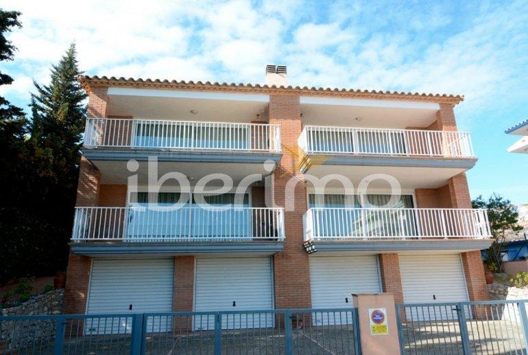 Apartamento   L'Escala para 6 personas con piscina comunitaria p13
