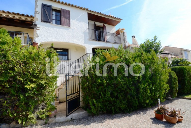 Villa   L'Estartit para 4 personas con piscina comunitaria p3
