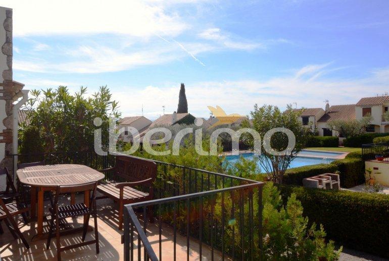 Villa   L'Estartit para 4 personas con piscina comunitaria p7