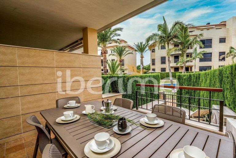 Apartamento   Javea para 8 personas con piscina comunitaria p1