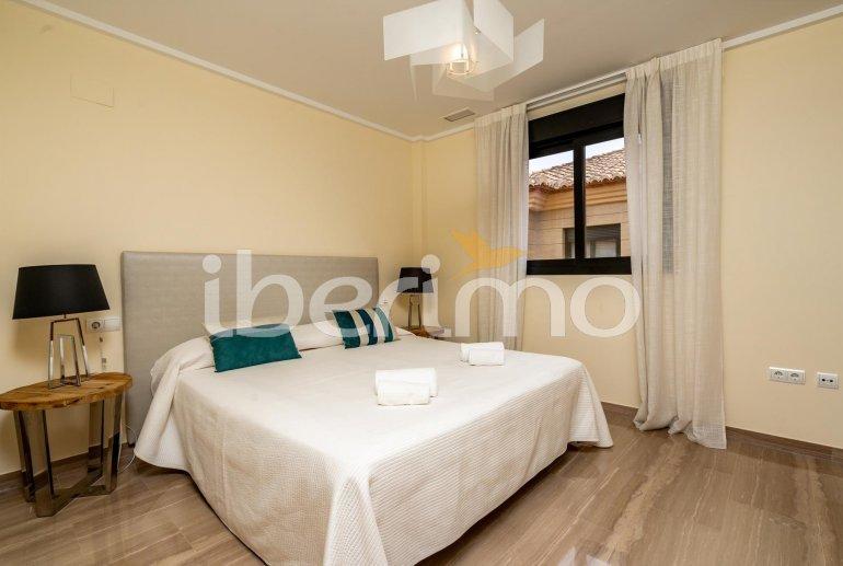 Apartamento   Javea para 8 personas con piscina comunitaria p6