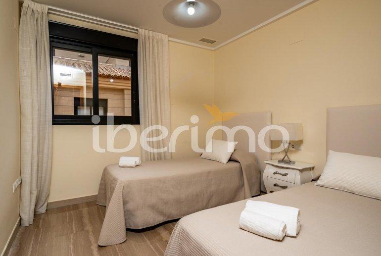 Apartamento   Javea para 8 personas con piscina comunitaria p10