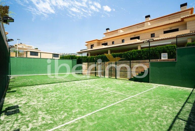 Apartamento   Javea para 8 personas con piscina comunitaria p13