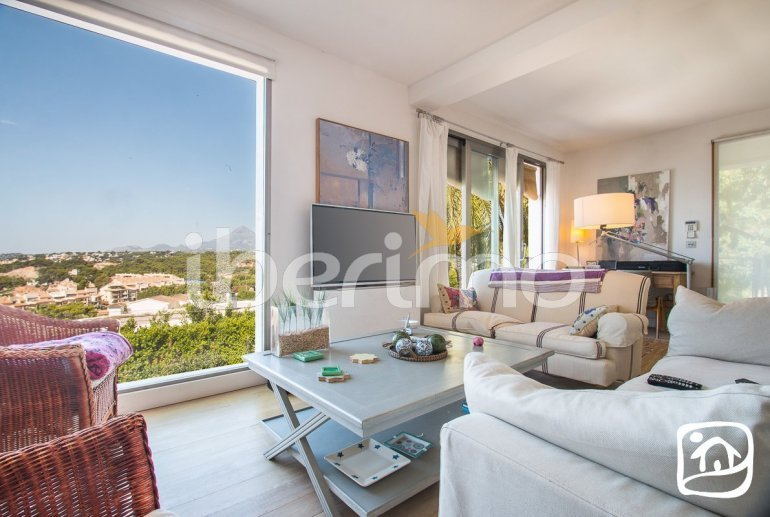 Villa  en Altea  para 6 personas con piscina privada y vista mar  p36