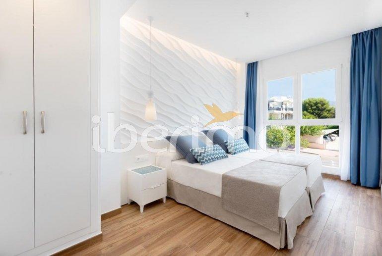 Apartamento  en Alcossebre  para 4 personas en complejo hotelero con piscina compartida en primera línea de mar y adaptado a movilidad reducida  p9