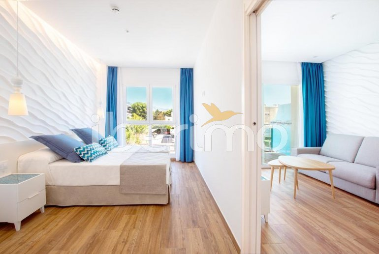 Apartamento  en Alcossebre  para 4 personas en complejo hotelero con piscina compartida en primera línea de mar y adaptado a movilidad reducida  p5