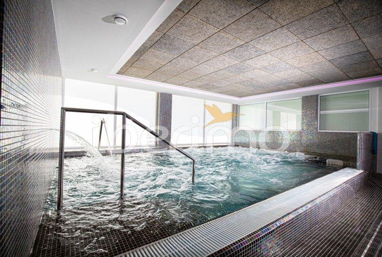 Apartamento  en Alcossebre  para 5 personas en complejo hotelero con piscina comunitaria en primera línea de mar  p28