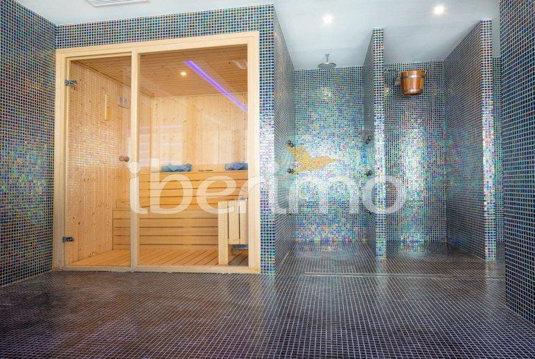 Apartamento  en Alcossebre  para 5 personas en complejo hotelero con piscina comunitaria en primera línea de mar  p31