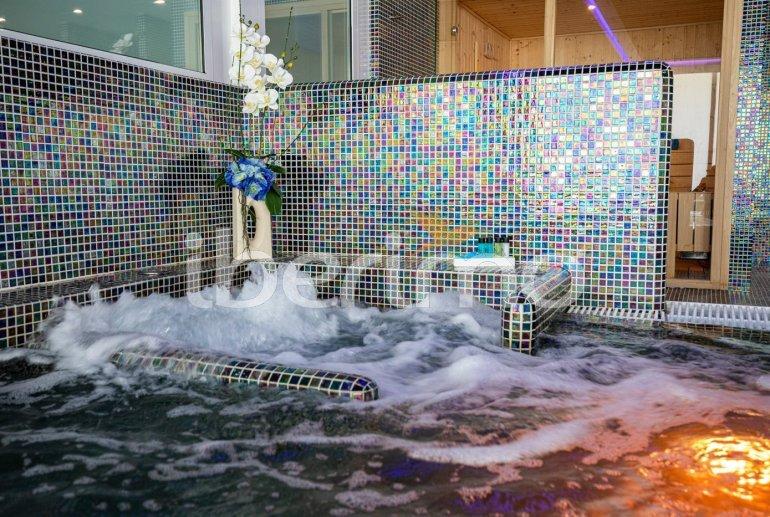 Apartamento  en Alcossebre  para 5 personas en complejo hotelero con piscina comunitaria en primera línea de mar  p30