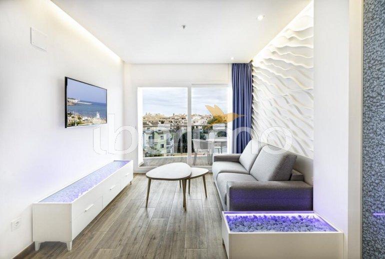 Apartamento  en Alcossebre  para 5 personas en complejo hotelero con piscina comunitaria en primera línea de mar  p6