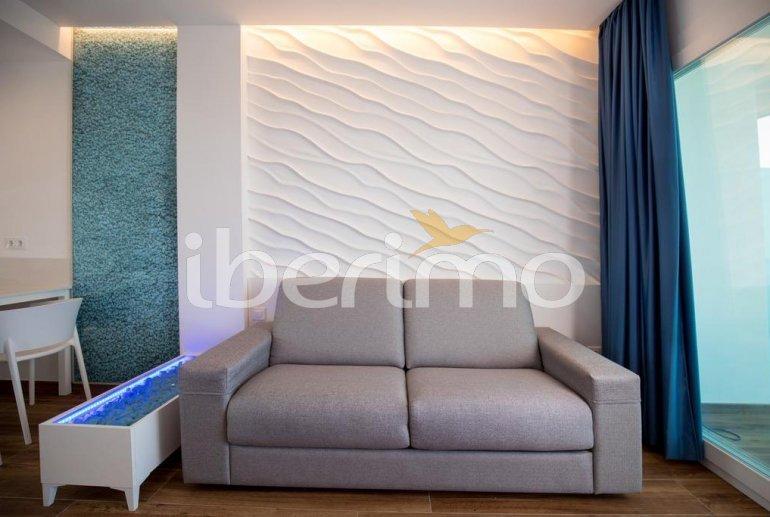 Apartamento  en Alcossebre  para 5 personas en un complejo hotelero con piscina comunitaria y vistas laterales al mar  p9
