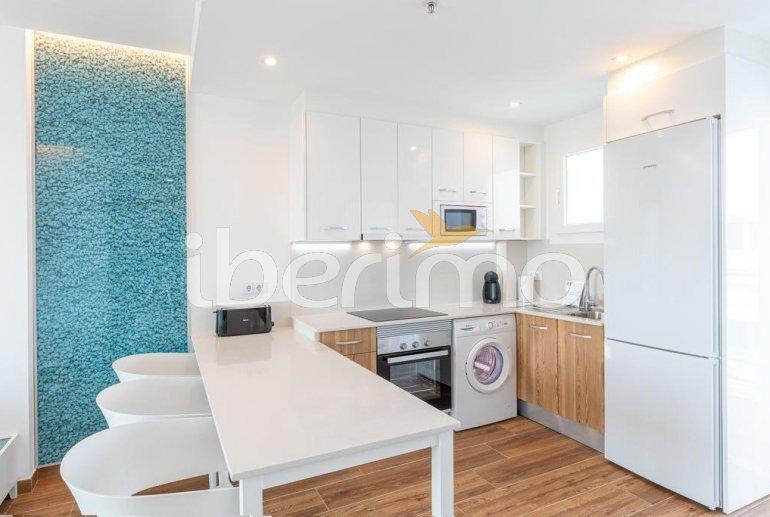 Apartamento  en Alcossebre  para 5 personas en un complejo hotelero con piscina comunitaria y vistas laterales al mar  p12