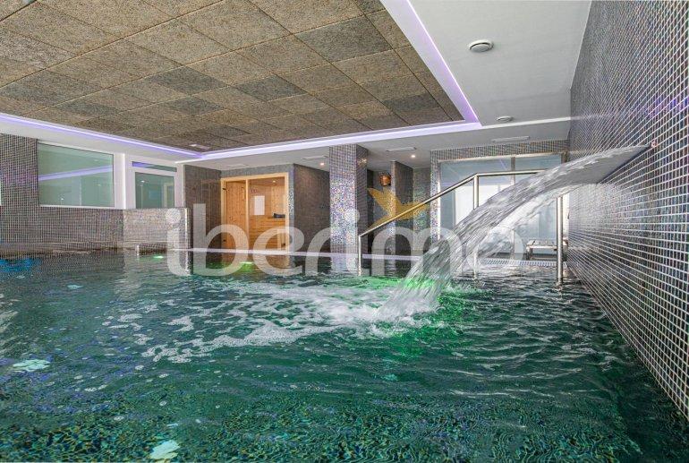 Apartamento  en Alcossebre  para 5 personas en un complejo hotelero con piscina comunitaria y vistas laterales al mar  p28