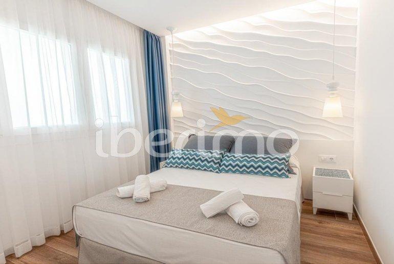 Apartamento  en Alcossebre  para 5 personas en un complejo hotelero con piscina comunitaria y vistas laterales al mar  p13