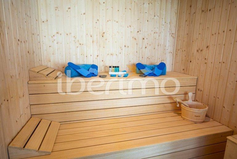 Apartamento  en Alcossebre  para 5 personas en un complejo hotelero con piscina comunitaria y vistas laterales al mar  p34