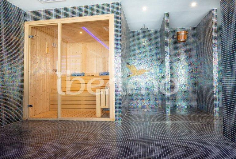 Apartamento  en Alcossebre  para 5 personas en un complejo hotelero con piscina comunitaria y vistas laterales al mar  p33