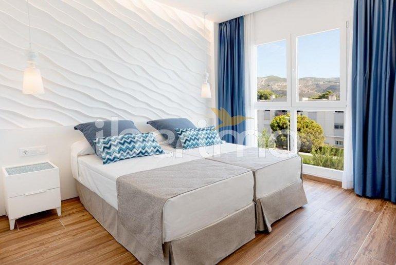Apartamento  en Alcossebre  para 5 personas en un complejo hotelero con piscina comunitaria y vistas laterales al mar  p14