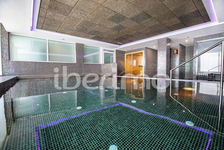 Apartamento  en Alcossebre  para 5 personas en complejo hotelero con piscina comunitaria y vista frontal al mar  p24