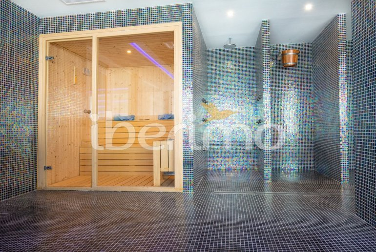 Apartamento  en Alcossebre  para 5 personas en complejo hotelero con piscina comunitaria y vista frontal al mar  p30