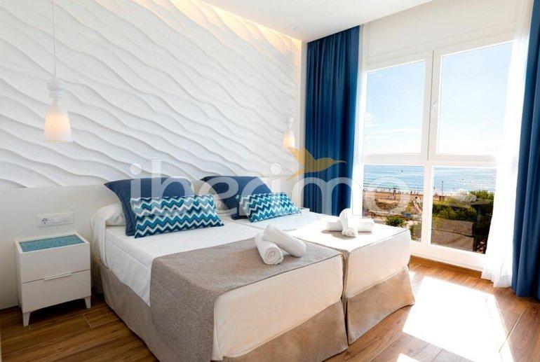 Apartamento  en Alcossebre  para 5 personas en complejo hotelero con piscina comunitaria y vista frontal al mar  p12