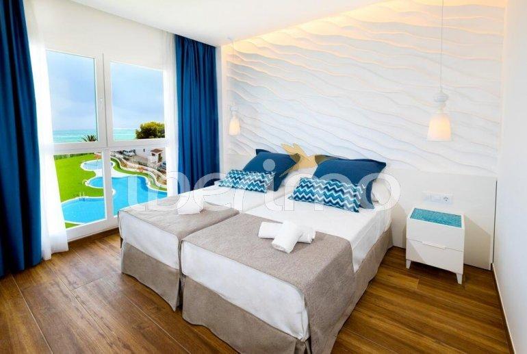 Apartamento  en Alcossebre  para 5 personas en complejo hotelero con piscina comunitaria y vista frontal al mar  p11