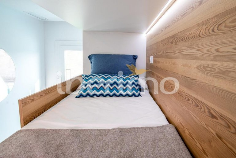Apartamento familiar  en Alcossebre  para 5 personas en un complejo hotelero con piscina comunitaria y vistas directas al mar  p13