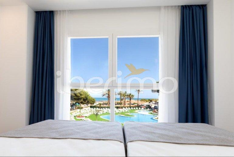 Apartamento familiar  en Alcossebre  para 5 personas en un complejo hotelero con piscina comunitaria y vistas directas al mar  p12