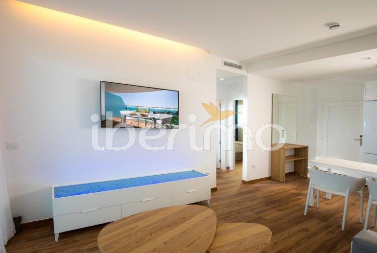 Apartamento  en Alcossebre  para 5 personas en complejo hotelero con piscina comunitaria, gran terraza frente al mar  p11