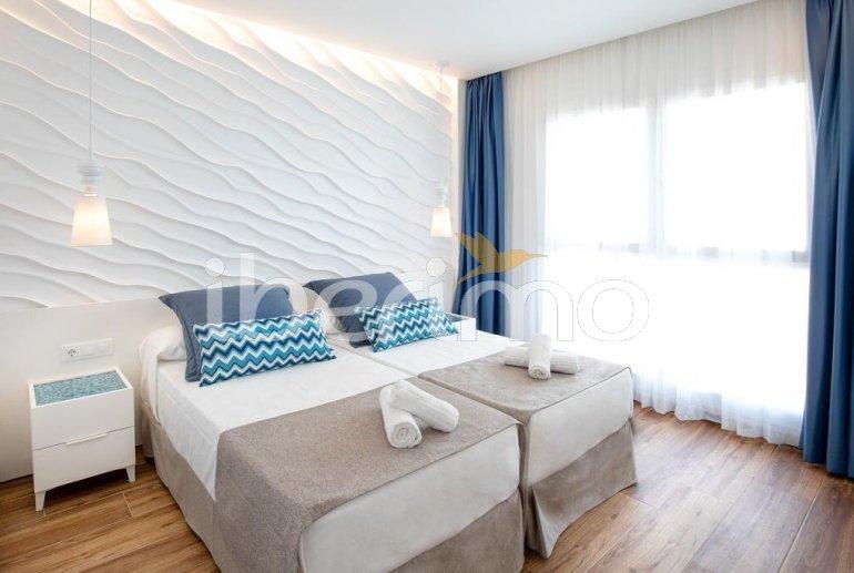 Apartamento  en Alcossebre  para 5 personas en complejo hotelero con piscina comunitaria, gran terraza frente al mar  p14