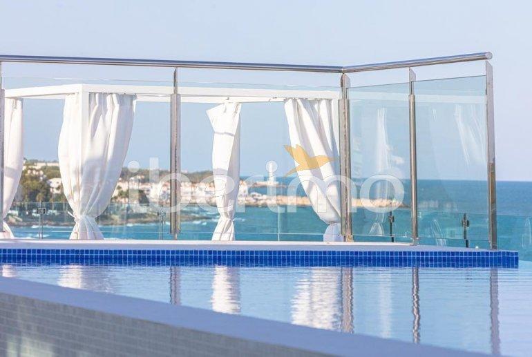 Apartamento  en Alcossebre  para 5 personas en complejo hotelero con piscina comunitaria, gran terraza frente al mar  p21