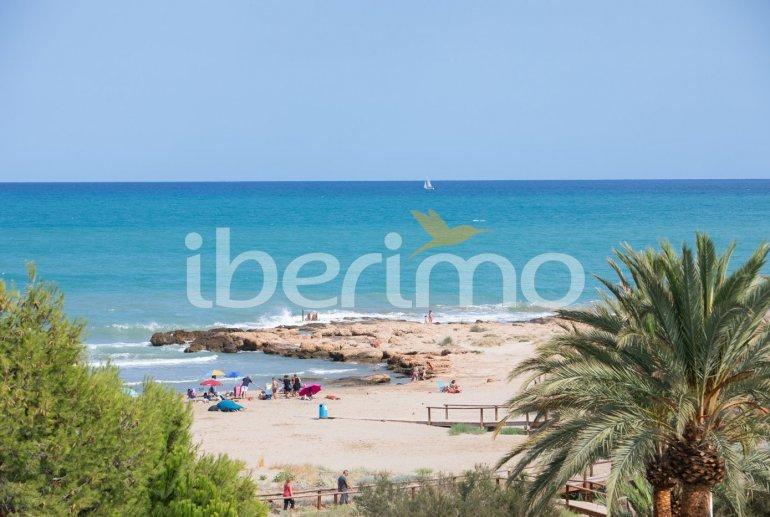Apartamento  en Alcossebre  para 5 personas en complejo hotelero con piscina comunitaria, gran terraza frente al mar  p41