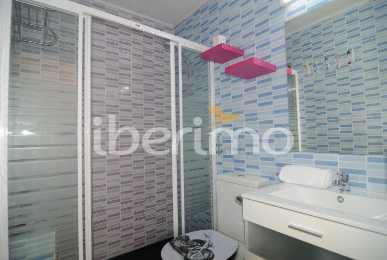 Apartamento   Blanes para 3 personas con lavadora y cerca del mar p11