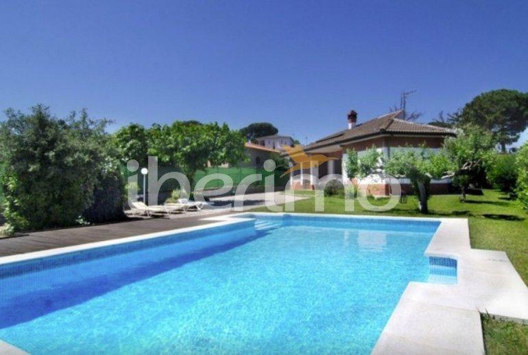 Villa  en Blanes  para 8 personas con piscina privada y bellavista jardin  p0