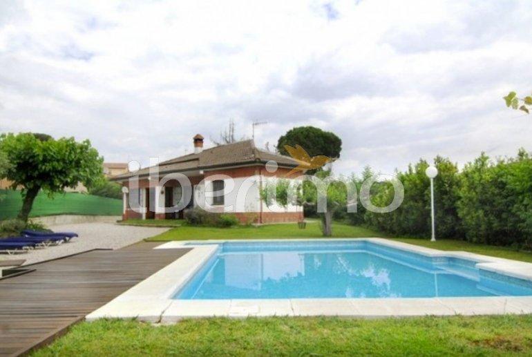 Villa  en Blanes  para 8 personas con piscina privada y bellavista jardin  p3