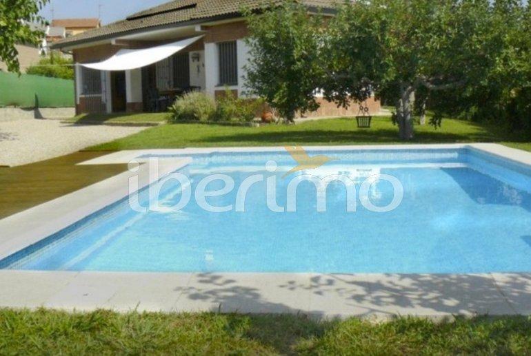 Villa  en Blanes  para 8 personas con piscina privada y bellavista jardin  p5
